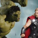 Hulk v Thor: Gran pelea en tercera película del dios del trueno