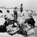 Efemérides del 13 de octubre: tragedia de la Cordillera de los Andes
