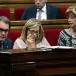 España: anuncian movilizaciones contra imputación de Artur Mas