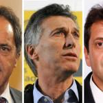 Argentina lista para reñidos comicios y en espera de resultados