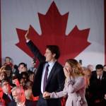Canadá gira a la izquierda con triunfo de liberal Justin Trudeau