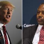 EEUU: Carson amenaza a Trump impulsado por grupo religioso
