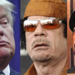 Donald Trump: mundo sería más seguro con Khadafi y Saddam Hussein