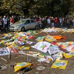 Turquía: treinta personas mueren en un atentado en Ankara