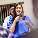Verónika Mendoza es la candidata presidencial de Frente Amplio