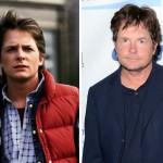 Volver al futuro: antes y después de los actores (FOTOS)