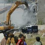 ONU: demolición de las casas palestinas por Israel es ilegal
