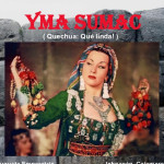 Efemérides del 1 de noviembre: muere Yma Sumac