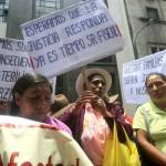 Esterilizaciones forzadas: Declaran de interés nacional atención a víctimas