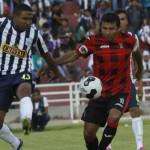 Alianza Lima  y Melgar empatan 0-0 por la fecha 14 del Clausura