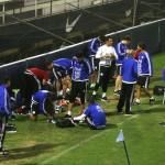 Rusia 2018: Paraguay entrena en Matute con plantel incompleto