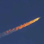 Turquía difunde presunto audio de advertencia a avión ruso