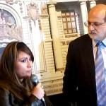Trabajadora despedida por Wilder Ruiz respalda a Daniel Abugattás