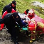 Pasco: Chofer muere por accidente de tránsito