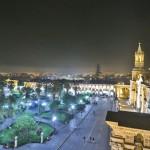 Arequipa: Pasacalle Regional por 477 aniversario de la ciudad