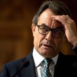 Cataluña: Parlamento rechaza candidatura de Artur Mas