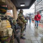 Bélgica en alerta máxima por segundo día consecutivo