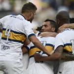 Boca campeón del fútbol argentino después de cuatro años