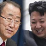 ONU: Ban Ki-moon visitará Corea del Norte esta semana