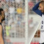 Karim Benzema intentó evitar la difusión del video sexual de Valbuena