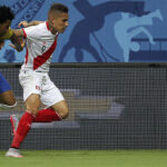 Perú cae 3-0 ante Brasil por las Eliminatorias Rusia 2018