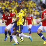 Chile y Colombia igualan 1-1 por la fecha 3 de Eliminatoria Rusia 2018