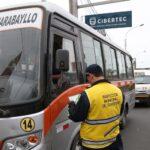 Corredor Javier Prado: Retiran 1,300 unidades de transporte