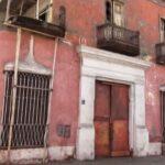 Trujillo: Lloviznas afectan más de 60 casonas de Centro Histórico