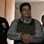 Trasladan a César Álvarez a Challapalca tras excarcelación de Goro
