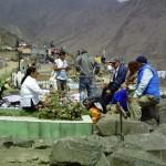 Día de los Muertos: Miles de familias visitan cementerios