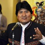 Evo: Con ejercicio militar Chile busca intimidar a Bolivia y Perú