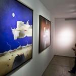 Exposición de arte presenta obras de Fernando de Szyszlo