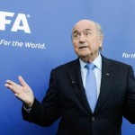 Joseph Blatter hospitalizado por un cuadro de estrés