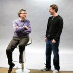 Bill Gates y Mark Zuckerberg se unen por el cambio climático