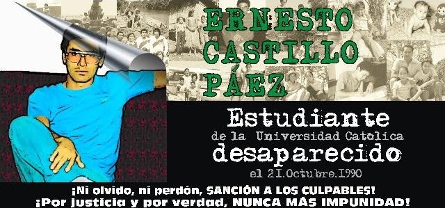 Ernesto Castillo Páez