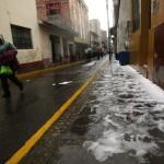 Puno: Granizada dejó más de 300 afectados por pérdida de camélidos