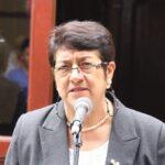 Caso Hugo Bustíos: El emotivo discurso de Margarita Patiño