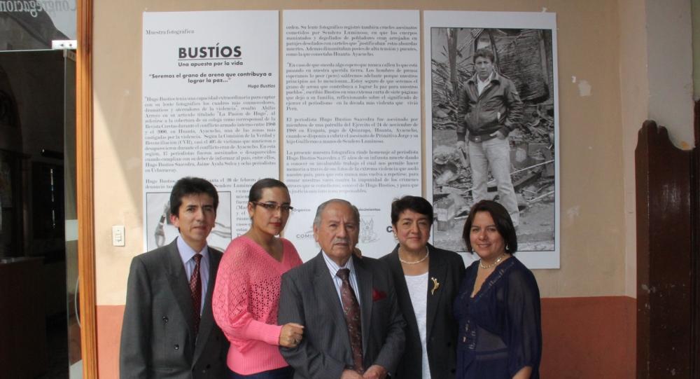 Homenaje Hugo Bustíos Crónica Viva 27