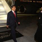 Presidente Ollanta Humala llega a Francia para Cumbre COP21