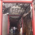 Arequipa: Incendio en galería comercial dejó grandes pérdidas económicas