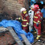 Padre de menor fallecida en incendio pide ayuda urgente