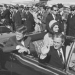 Efemérides del 22 de noviembre: asesinato de John F. Kennedy