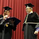 Confieren Doctor Honoris Causa a periodista Juan Gargurevich