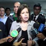 """Lourdes Flores: """"He cumplido un ciclo en mi vida política"""""""