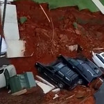 La tierra se traga automóviles en estacionamiento de EEUU (Video)