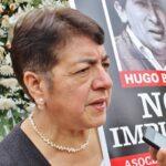 Caso Bustíos: Viuda rechaza cambios de testimonios en juicio