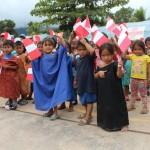 Vraem: Comando Conjunto realiza obras en favor de niños