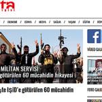 Turquía: Confiscan semanario y arrestan a sus editores