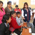 ONPE destaca uso de tecnología en elecciones municipales