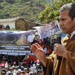 Ollanta Humala lamenta que Congreso no elimine voto preferencial